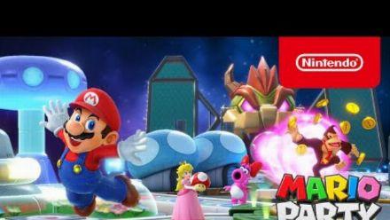 Vid�o : Mario Party Superstars - La fête commence le 29 octobre !