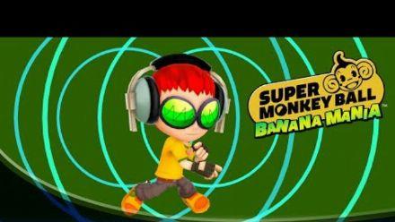 Vid�o : Super Monkey Ball Banana Mania : Bande-annonce de Beat