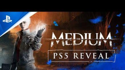 Vid�o : The Medium - Reveal Trailer   PS5