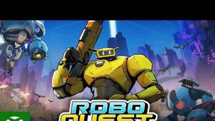 Vid�o : Roboquest   Official Gameplay Trailer (2021)