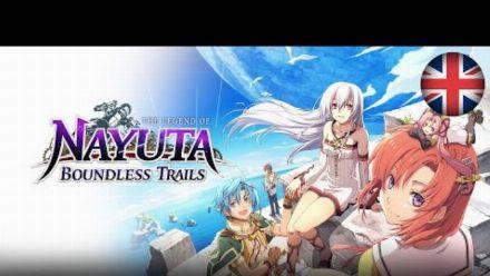 Vid�o : The Legend of Nayuta: Boundless Trails - Teaser Trailer