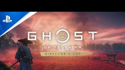 Vid�o : Ghost of Tsushima Director's Cut : Bande annonce