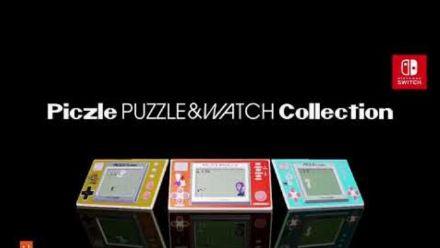 Vid�o : Piczle Puzzle & Watch Collection : Bande-annonce de lancement