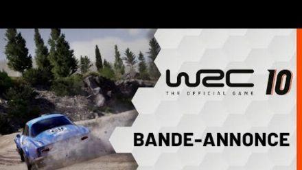 Vid�o : WRC 10 | Bande-annonce