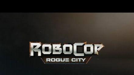 Vid�o : RoboCop Rogue City : Teaser d'annonce