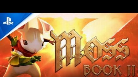 Vid�o : Moss Book II : Bande-annonce du State of Play