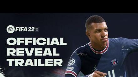 Vid�o : FIFA 22   Présentation officielle   Powered by Football