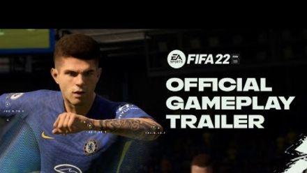 Vid�o : FIFA 22   Bande-annonce officielle jouabilité