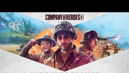 vidéo : Company of Heroes 3 - Announce Trailer