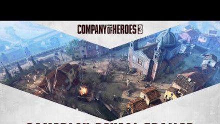 vidéo : Company of Heroes 3 - Gameplay Reveal Trailer [PEGI]