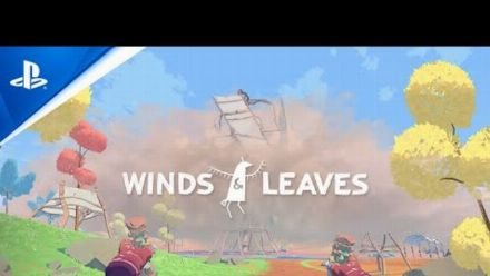 Vid�o : Winds & Leaves - Gameplay Trailer | PS VR