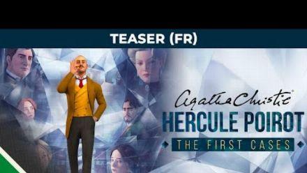 Vid�o : Agatha Christie - Hercule Poirot: The First Cases l Reveal Teaser FR
