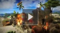 Just Cause 2 : Destroying Fuel Tanks
