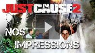 Just Cause 2, nos impressions vidéo