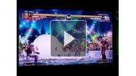 vidéo : KOF XII - Gameplay @ AOU 1