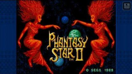 Vid�o : Phantasy Star Classics : Bande-annonce de lancement