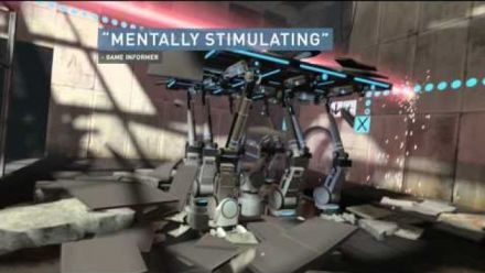 Vid�o : Portal 2: Perfect 10