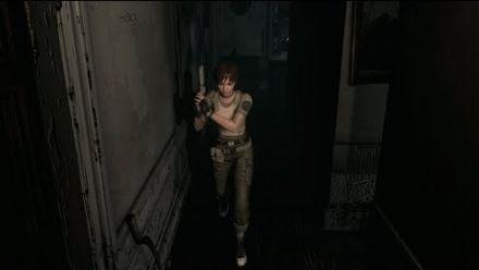 Resident Evil HD - les portes retirées