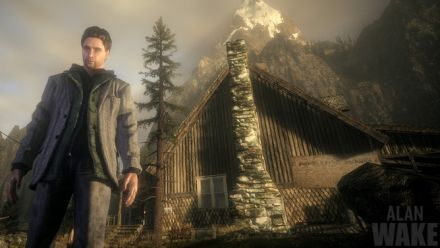 Bright Falls Week #10yearsofAlanWake