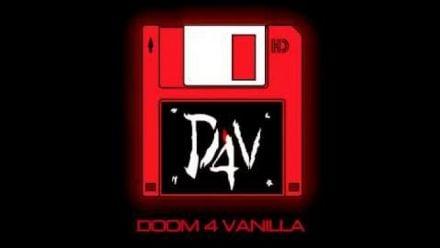 Vid�o : DOOM 4 VANILLA : Release Trailer