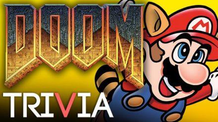 Vid�o : TRIVIA : Sans Super Mario Bros. 3, Doom n'existerait pas