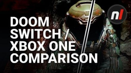 Vidéo : DOOM : Comparatif Switch/Xbox One