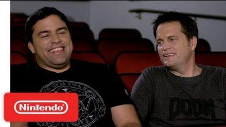 Vid�o : DOOM : Trailer de lancement Switch & Interview des développeurs