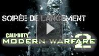 Lancement de Modern Warfare 2 : le reportage