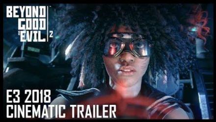 Vidéo : E3 2018 : Bande annonce de Beyond Good & Evil 2 avec Jade !
