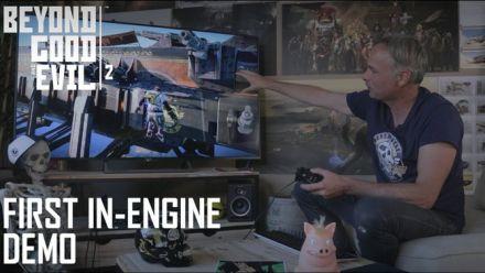 Vid�o : Michel Ancel présente BGE 2 en vidéo