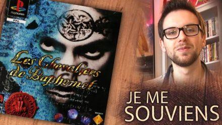 Vid�o : Romain de souvient des Chevaliers de Baphomet