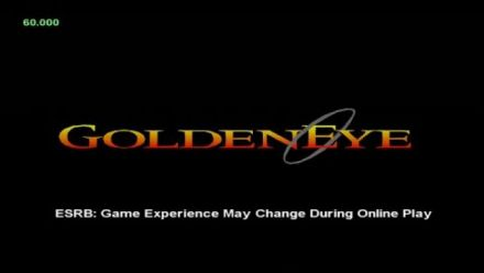 Vid�o : GoldenEye 007 : 30 minutes de la remasterisation Xbox 360 annulée