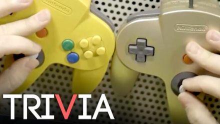 Vidéo : TRIVIA: Deux manettes pour un seul joueur, la jouabilité oubliée de GoldenEye sur Nintendo 64