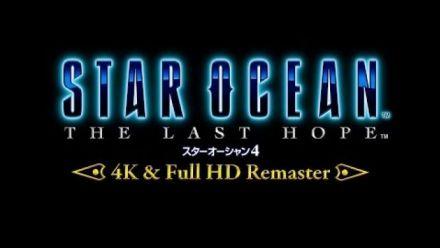 Star Ocean : The Last Hope 4K & Full HD Remaster trailer