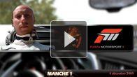 Championnat de France Forza 3 : Manche 1