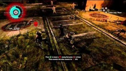 Vid�o : Legacy of Kain : Dead Sun - Gameplay