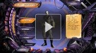 DC Universe Online - Création de personnage