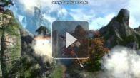 vidéo : Blade & Soul CBT1 - Gliding footage 2