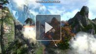 Blade & Soul CBT1 - Gliding footage 2