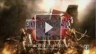 vidéo : Final Fantasy Type-0 - Publicité