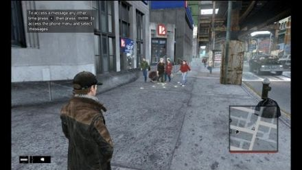 Mod Watch Dogs pour GTA IV