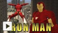 Grand Theft Auto IV - Iron Man Armor Respulsor Beams And Jets (MOD) HD