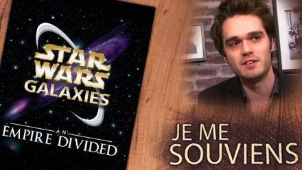 Vid�o : Je me souviens de Star Wars Galaxies