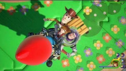 Vidéo : Kingdom Hearts III : Vidéo de présentation du gameplay