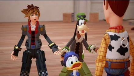 Kingdom Hearts III : Trailer D23 2017