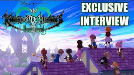 Kingdom Hearts - Interview