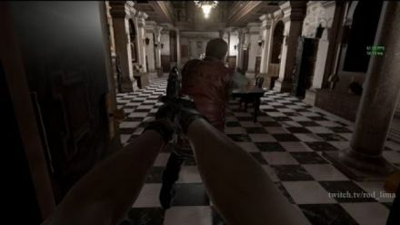 vidéo : Resident Evil Rebirth FPS : Introduction