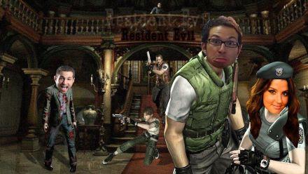 vidéo : Resident Evil Rebirth LIVE - PART 2