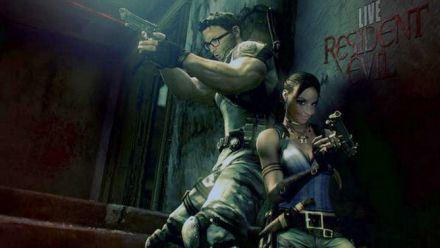 Resident Evil LIVE Carole Quintaine et Julien Chièze