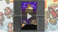 Vid�o : Marion & Luigi Bowser Inside Story : Bowser gameplay